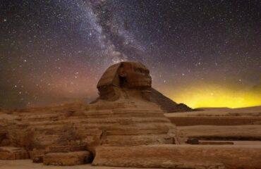 Giza Esfinge-El Cairo