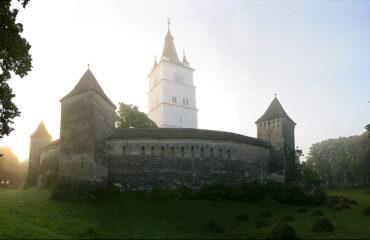Rumania Iglesia Harman