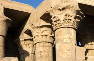 Kom-Ombo-Capiteles
