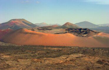Lanzarote volcanico