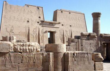 Luxor Templo de la torre