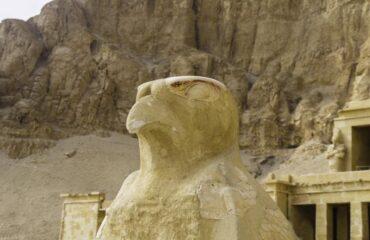 Luxor -horus-hatshepsut