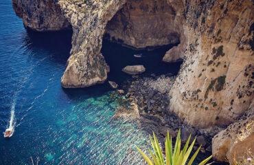 Malta Gozo Laguna Azul