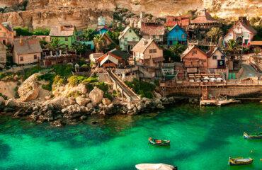 Malta Pueblo de Popeye
