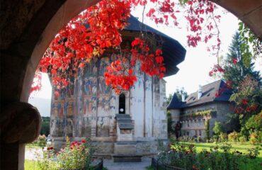rumania monasterio moldovita
