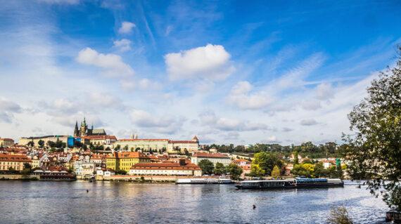 Republica Checa - Praga panorámica