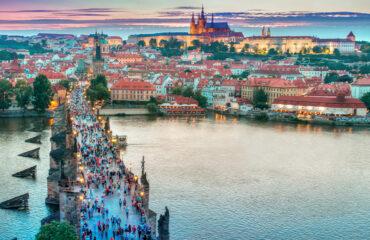 República Checa - Praga puente de Carlos