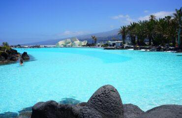 Tenerife Norte Lago Martiánez