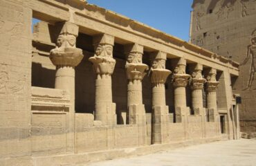 aswan-templo Horus