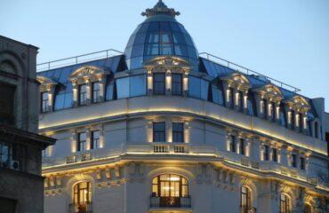 Edificio en Bucarest