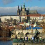 Castillo de Praga.