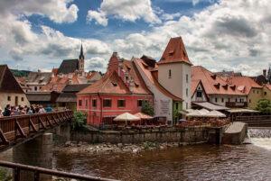 República Checa - Cesky Krumlov