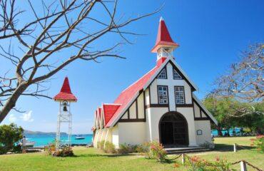 Iglesia en Mauricio