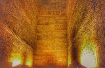 edfu templo horus