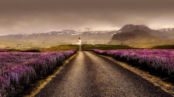 Caminos de Islandia
