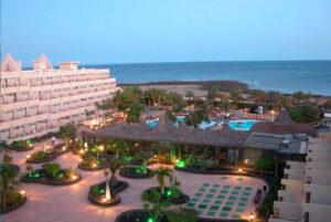 Panorámica del Hotel Beatriz Playa