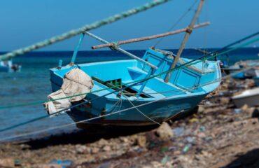 Barca en Hurghada