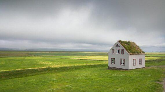 Cabaña Islandia