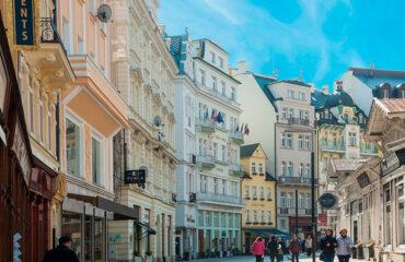 República Checa - Karlovy Vary