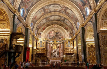 Malta Basílica de Monte Carmel