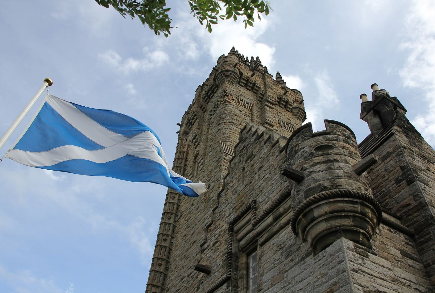 Monumento Nacional William Wallace, Escocia
