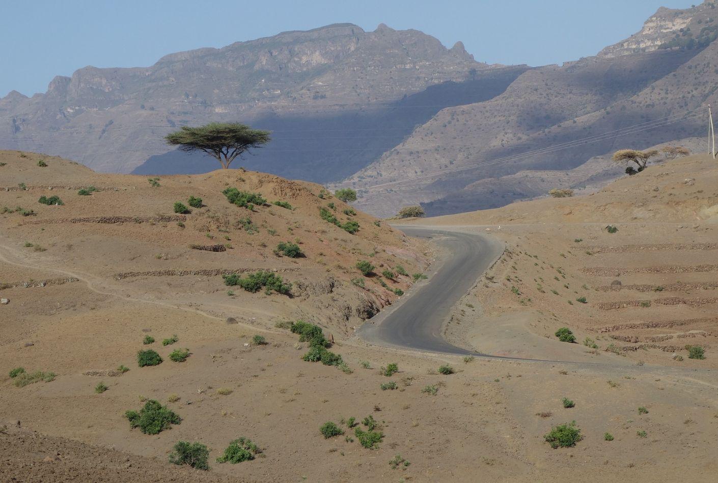 Viajar a Etiopía