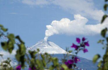 popocatepetl volcan