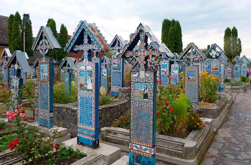 Cementerio Sapanta