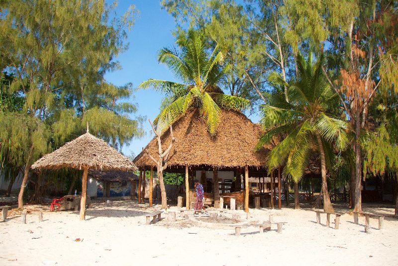Playa de Zanzíbar, Tanzania