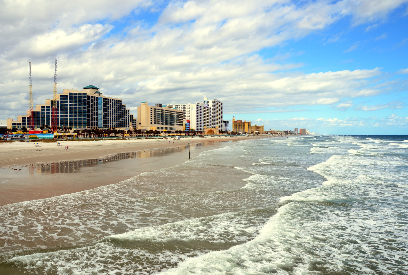 Daytona Beach. Conoce Florida con nuestras ofertas.
