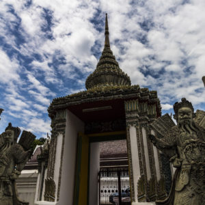 Templo de Wat Pho en Bangkok