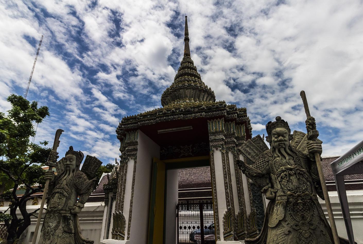 Templo de Wat Pho en Bangkok. Oferta viaje Bangkok.