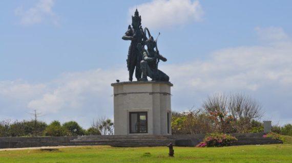 Estatua Nusa Dua, Bali