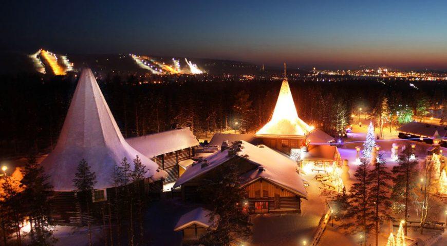 Rovaniemi - Santa Claus Village