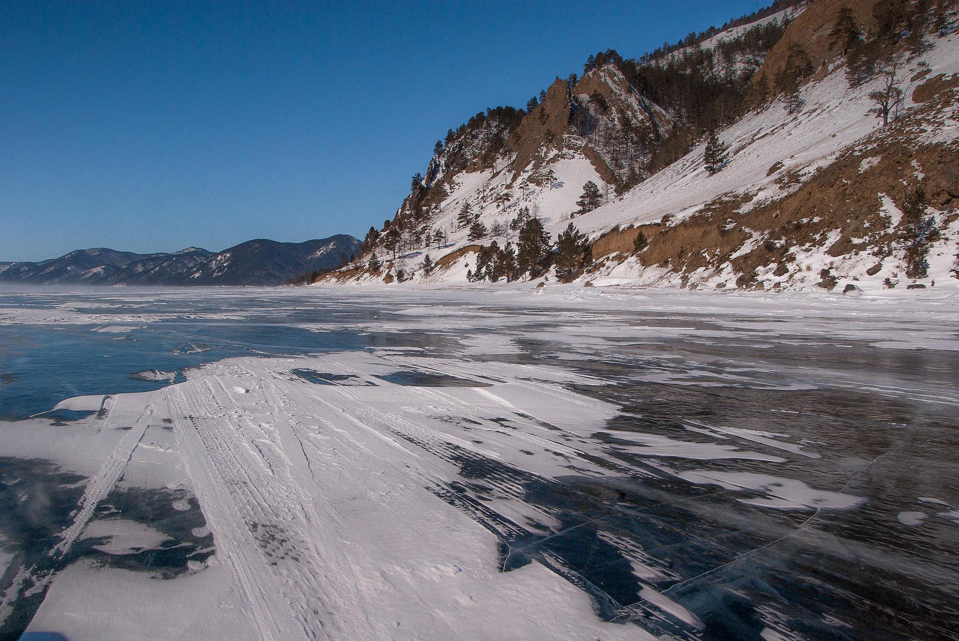 Lago Baikal: el lago más profundo