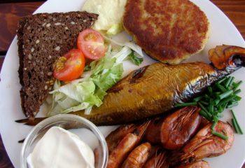Bornholm lunch