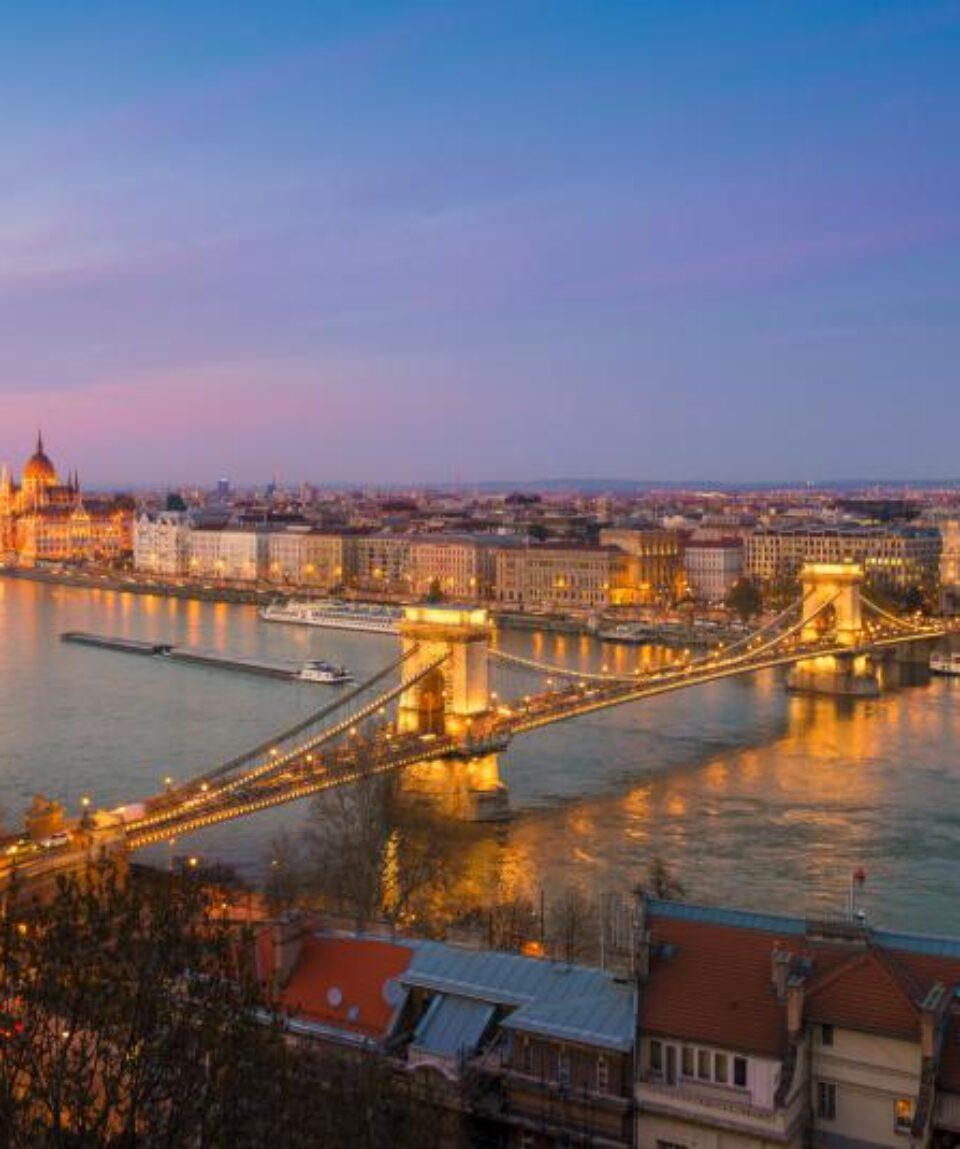 Budapest-centro-noche