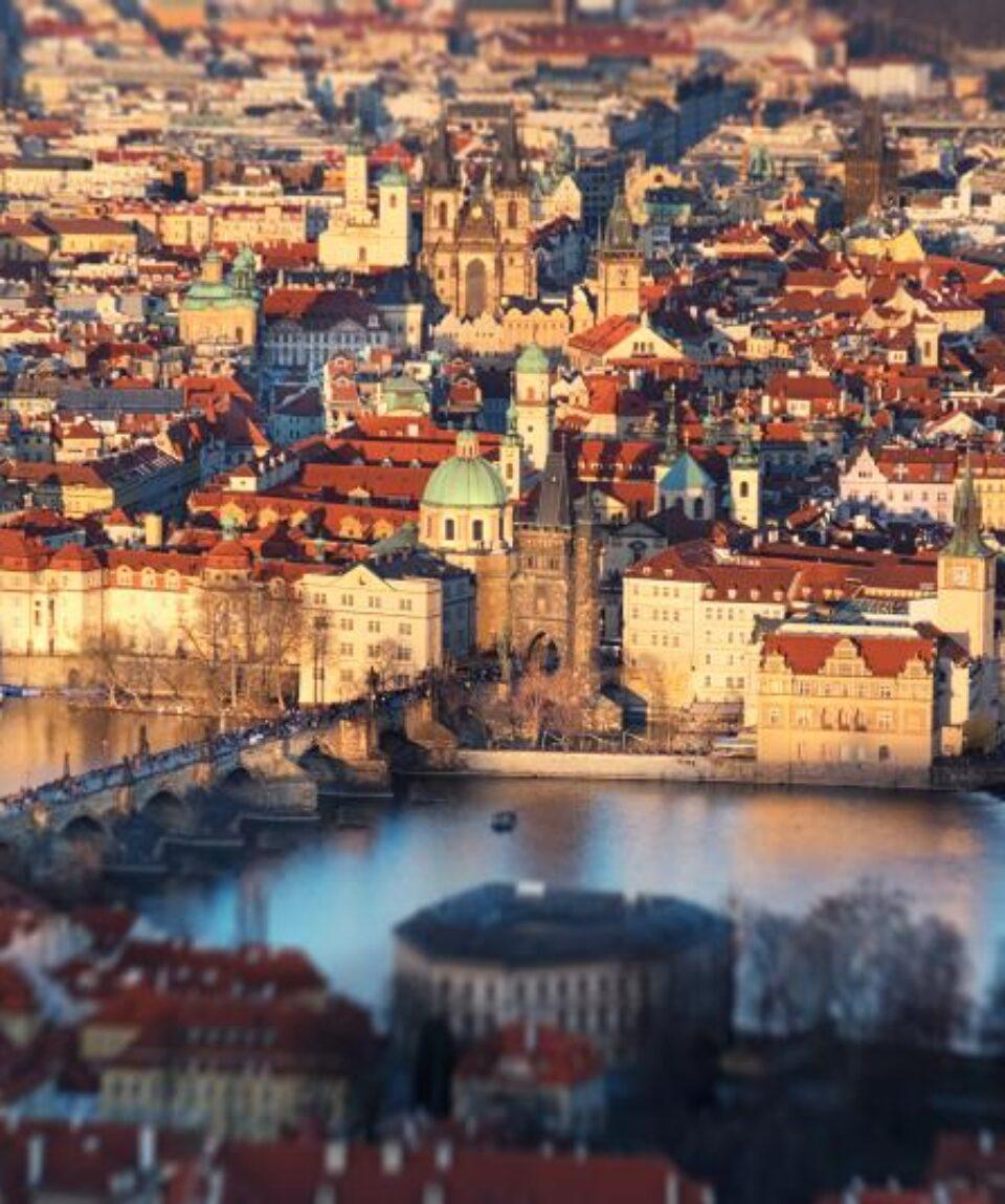 Praga-Castillo-Pte Carlos