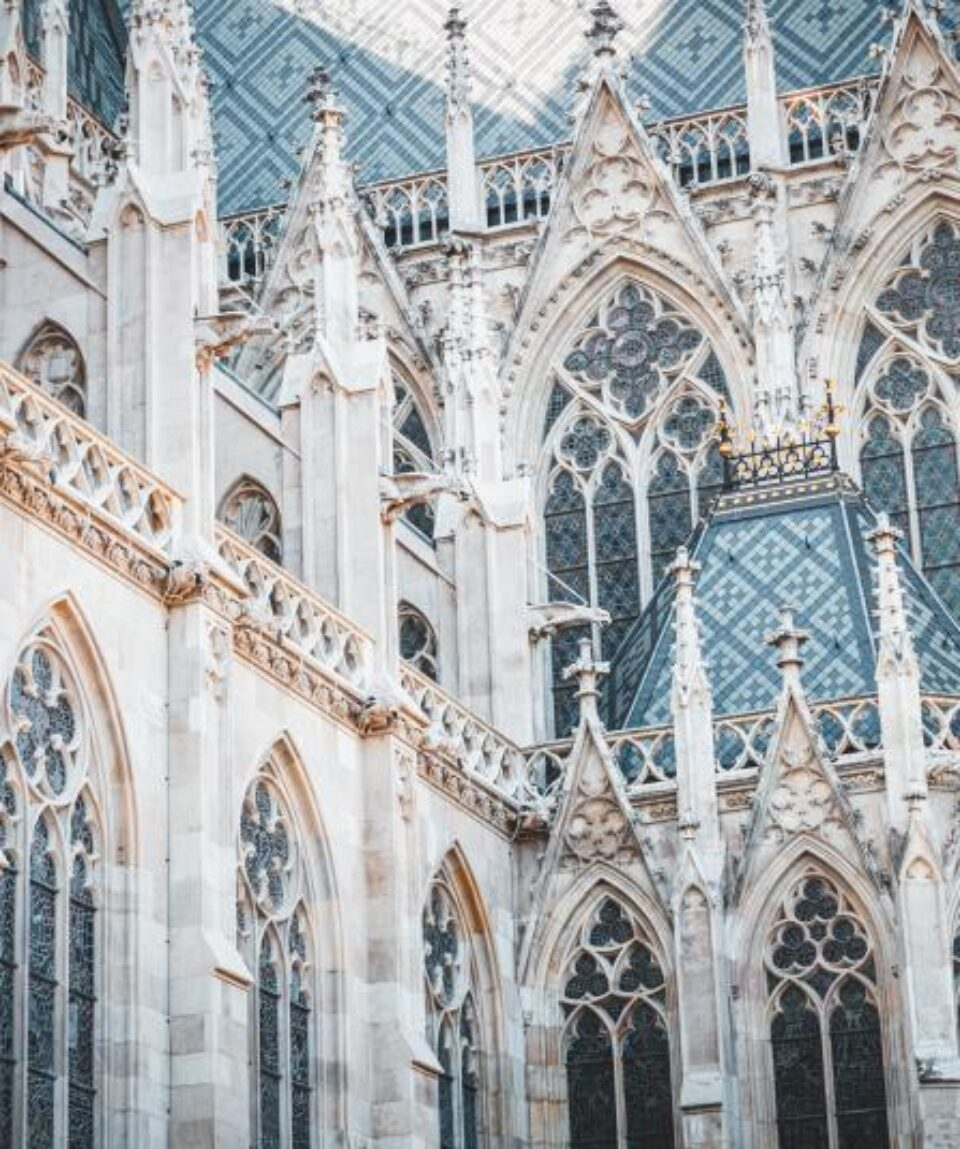 Viena-Iglesia gotica