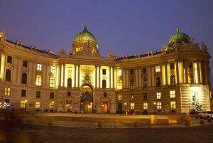 Austria-Viena-Palacio-Holburgo