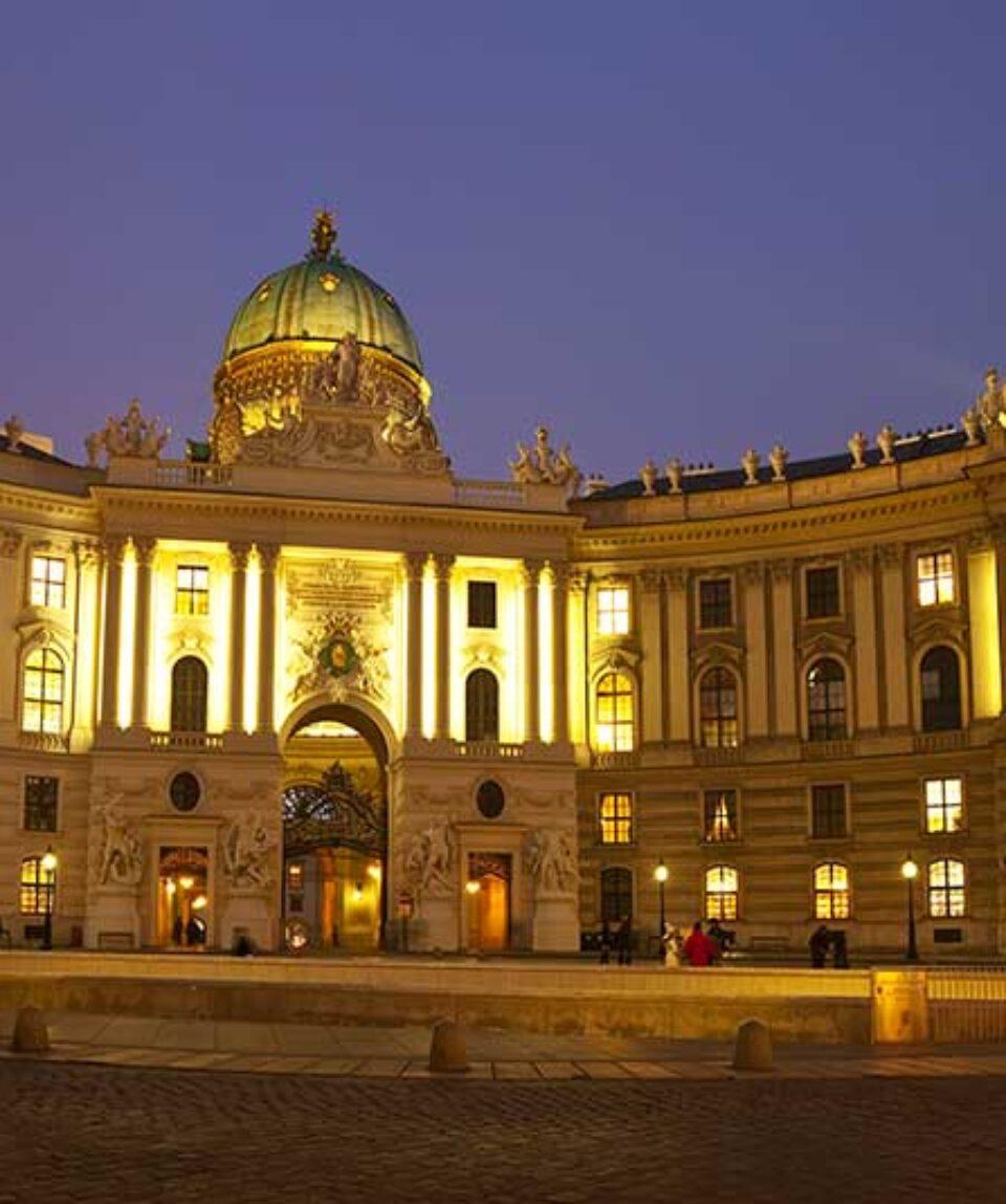 Viena-Palacio-Holburgo