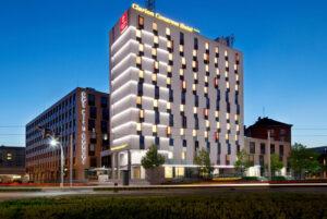 Hotel Clairon Congress - Olomouc