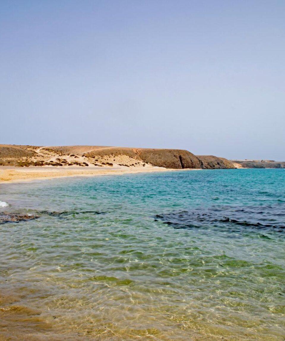 Lanzarote Playa Mujeres