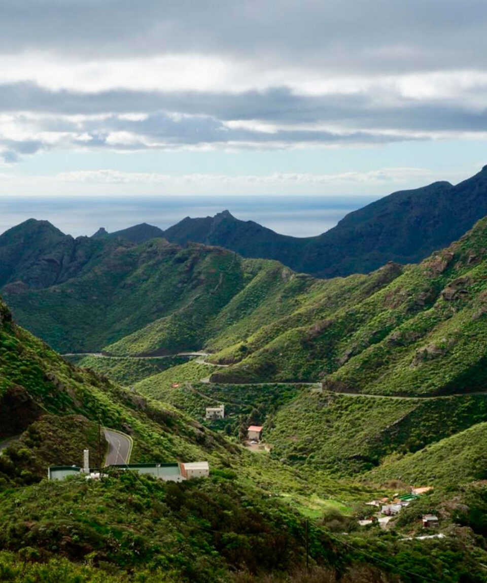 Tenerife Valle de la Orotava