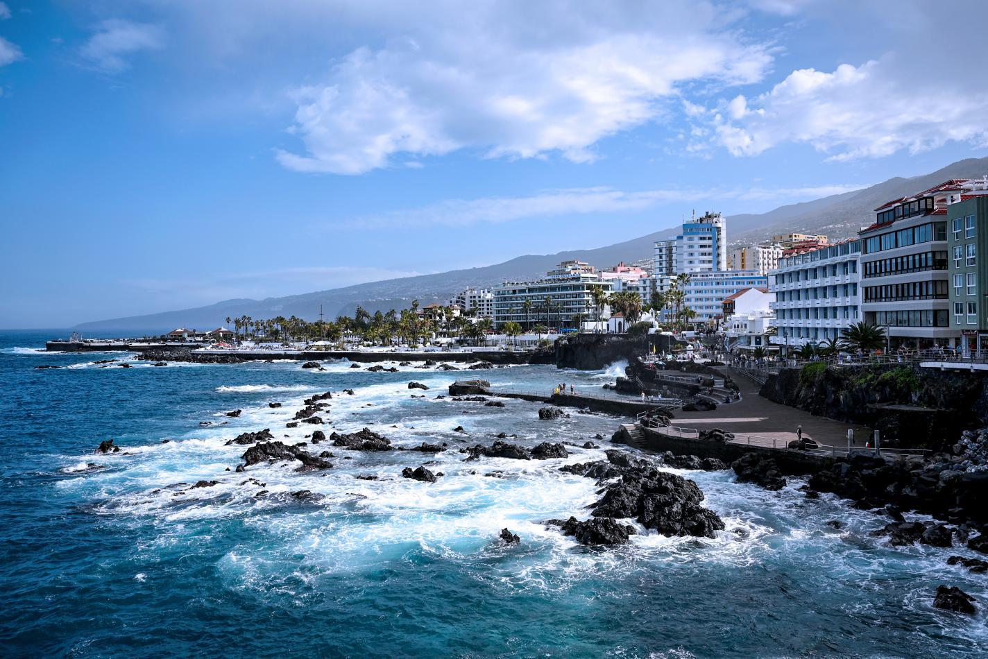 Tenerife +60 desde Bilbao