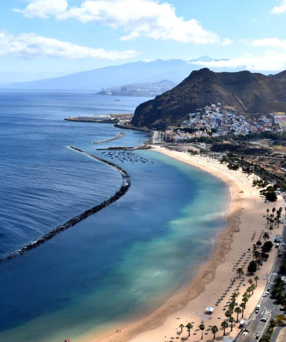 Tenerife Sur Playa de las Americas