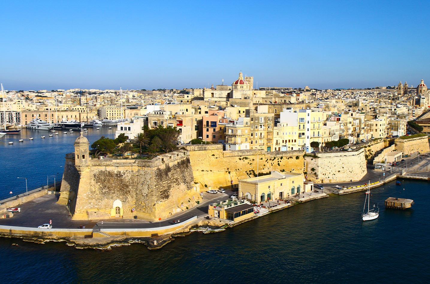 San Valentín en Malta