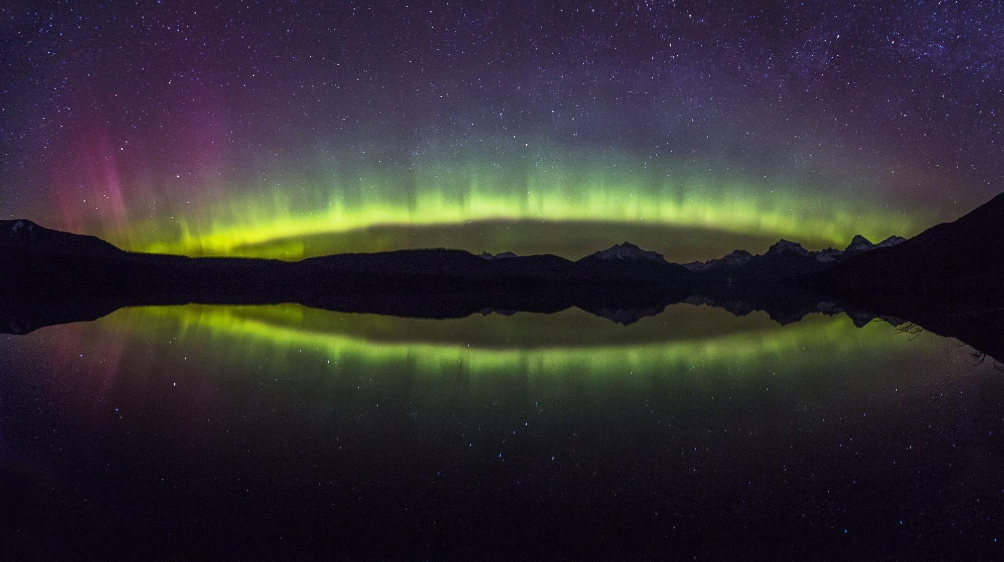 Alaska, Canadá, provincias de Nunavut, Northwest Territories y Yukón
