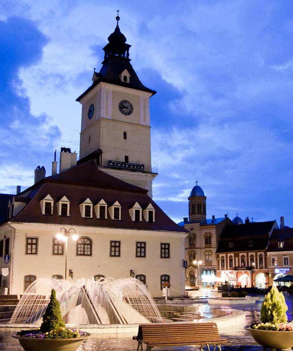 Transilvania y Monasterios