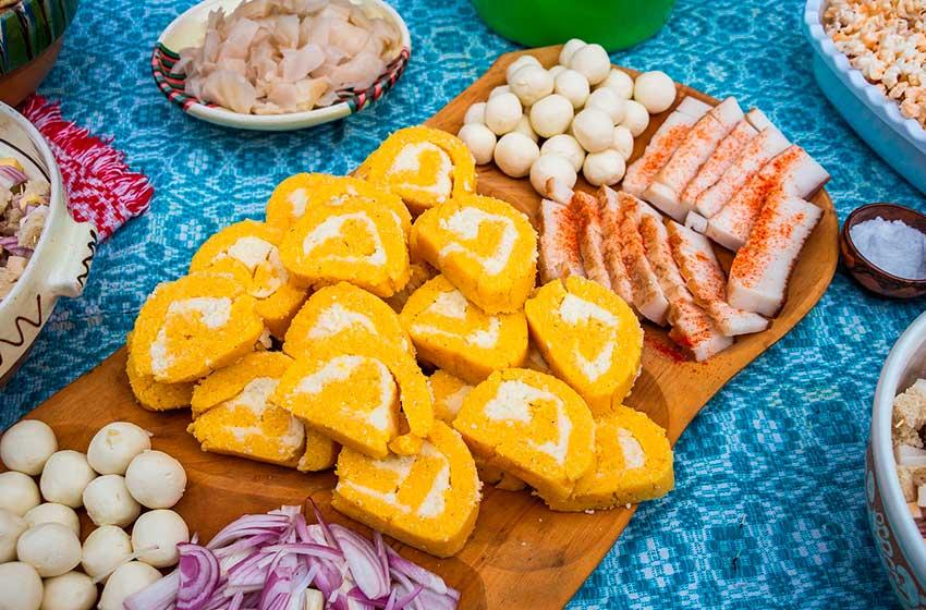Postres dulces en Rumania